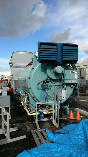 CLEAVER BROOKS MODEL CB400-350-150 Steam Boiler 150 PSI 350 HP