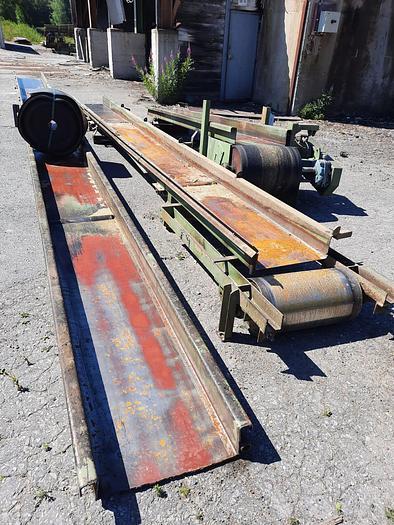Used Heinola Belt conveyor