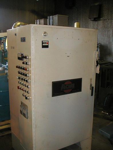 ACME SINGLE STATION PUSH UP DEBURR MACHINE
