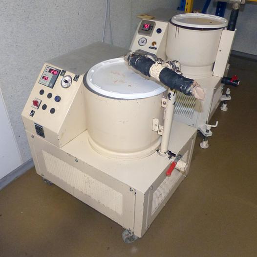 Gebraucht gebr. Temperiermaschine SOLLICH Type 100-F, Baujahr 1988.
