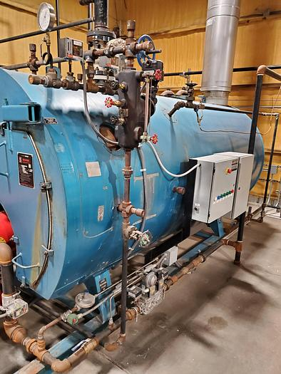 Used Superior boiler Boiler room for sale