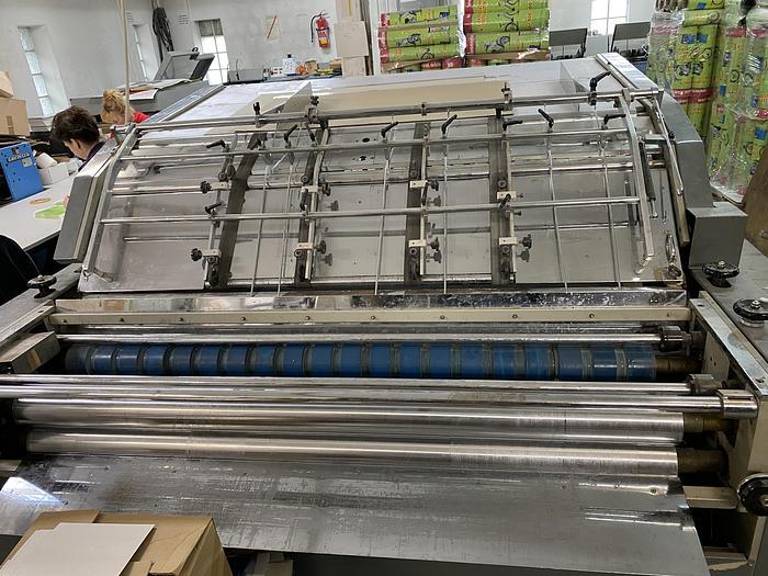 Used 2009 WENZHOU NAITE MACHINES NB1450B FLUTE-LAMINATING MACHINE NB1450B FLUTE-LAMINATING MACHINE