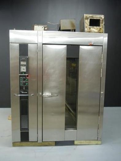 Used BAXTER OV210G-M2B LP GAS DOUBLE RACK OVEN 0001369