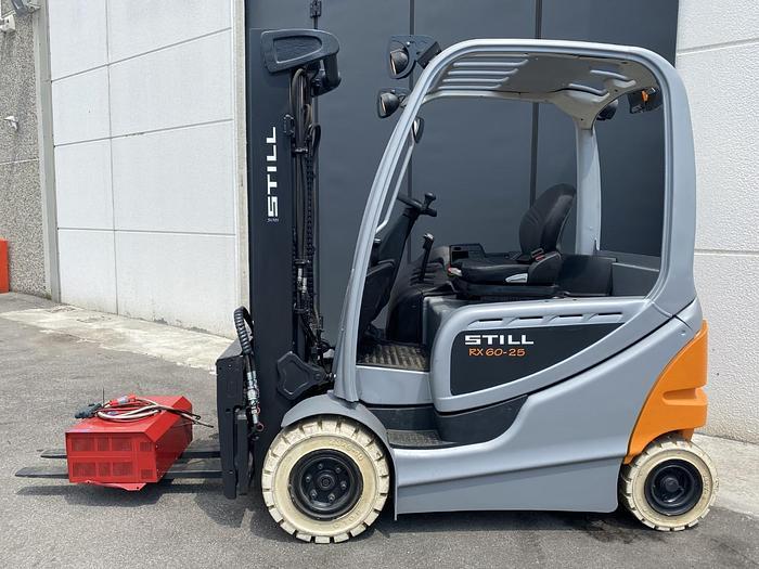 Usato 2014 STILL RX 60-25