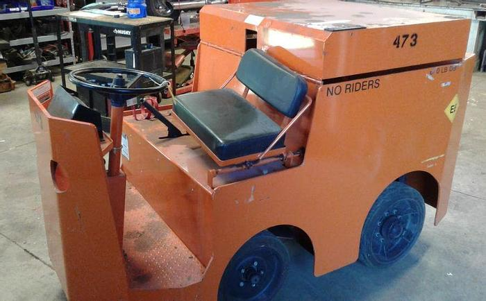 Used 2000 Taylor Dunn Tow Tractor P2-50