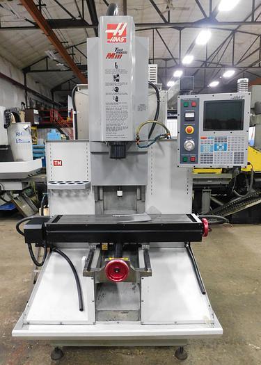Used 2002 Haas TM-1 Toolroom CNC Milling Machine