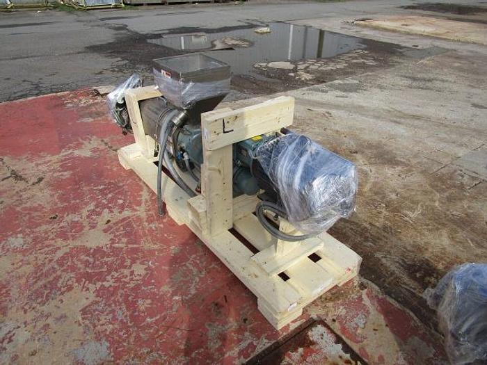 "Used 1 1/4"" Davis Standard Extruder 7.5 hp stock # 4756-021C"