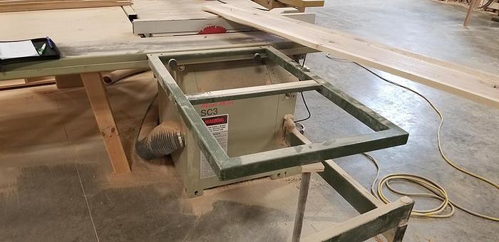 SCM Mini-Max SC3 Sliding Table Saw