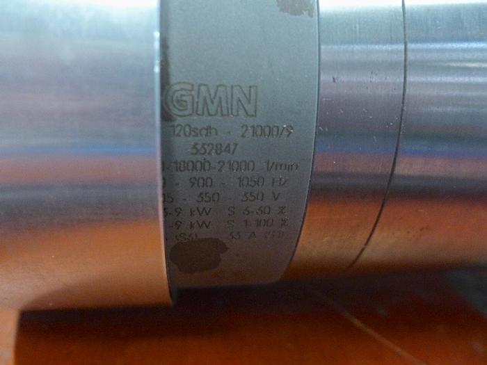Hochgeschwindigkeitsspindel GMN 120 sdh Schnellaufspindel