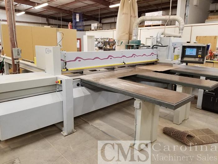 Used 1998 Holzma HPP 81/38-CAD Panel Saw