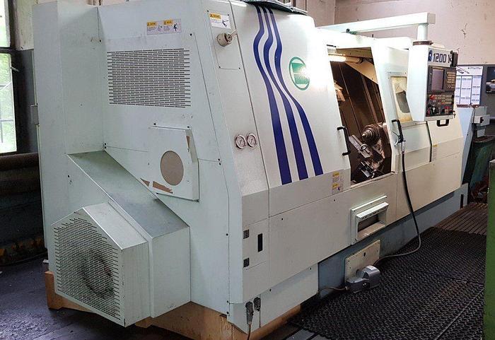 Turning Center CNC BIGLIA mod. B1200Y