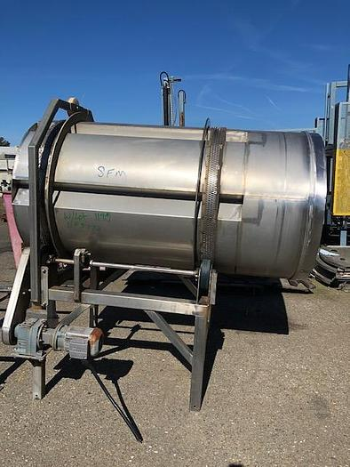 2003 Stainless Steel Seasoning Drum