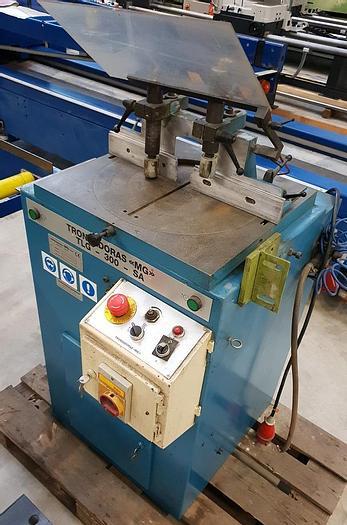 Gebraucht Aluminiumsäge Tronzadoras TLG 300 SA