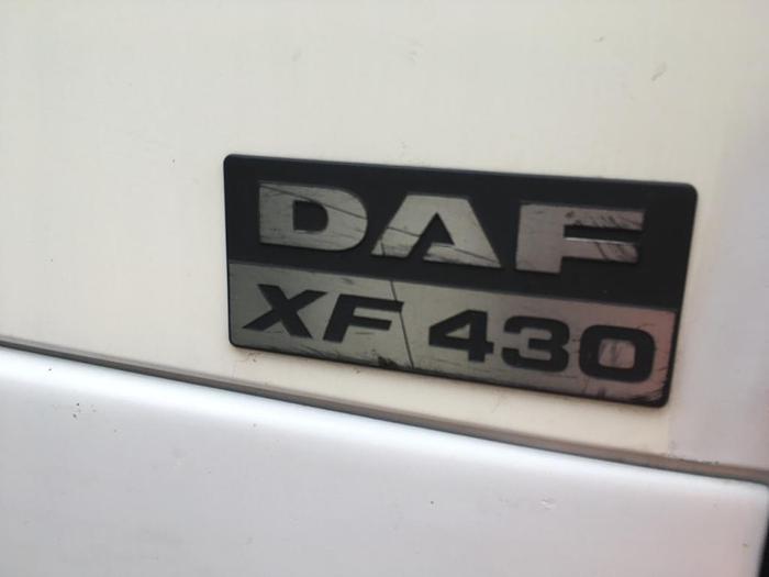 2000 DAF 95 xf 430 euro 3 manual