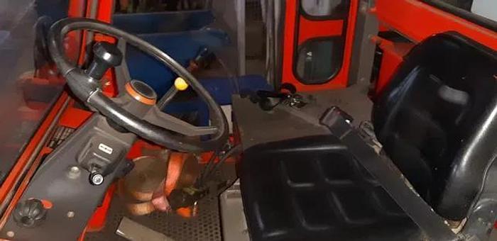 Wózek widłowy elektryczny LINDE E60N