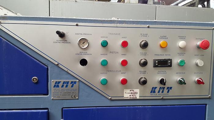 Crushing Machine KMT 2008
