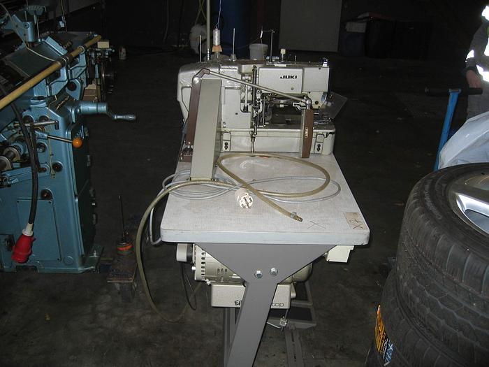 Gebraucht Knopflochmaschine  JUKI  LBH-773 Diverse Größen