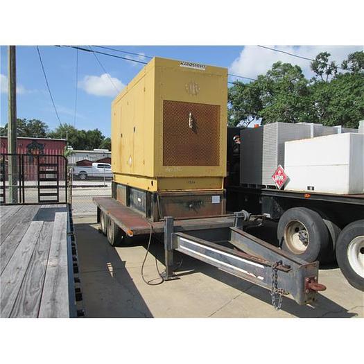 Used 500 KW Mobile Generator