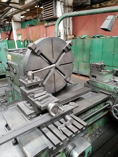 Facing lathe NILES WMW DP 1500mm dia