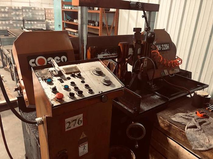 2008 Cosen Model AH-320H Automatic Horizontal Bandsaw