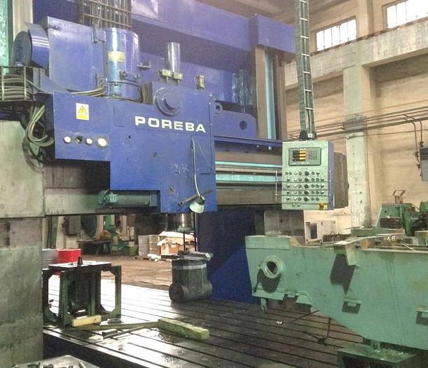 Used Poreba Poland FBA325