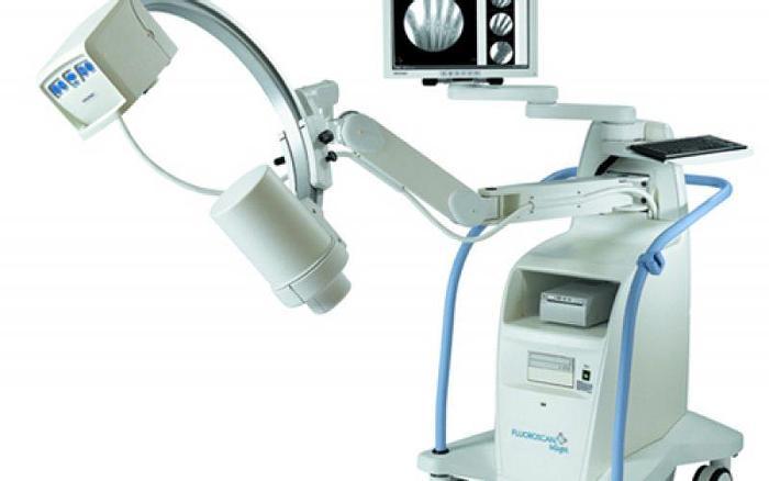 Used 2009 Hologic Fluoroscan InSight2
