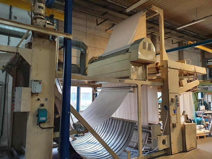 Used BIANCO preparing fabric machine
