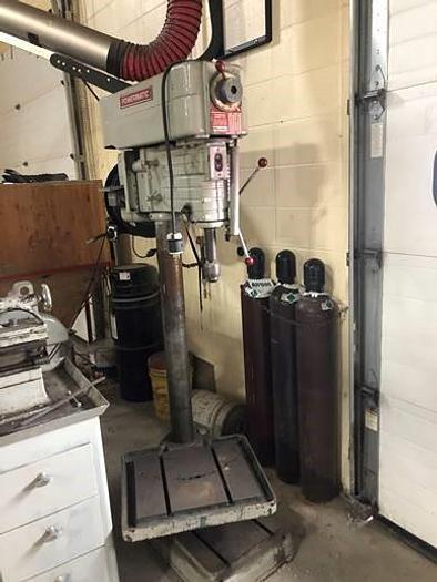 Used Powermatic 1200 Drill Press