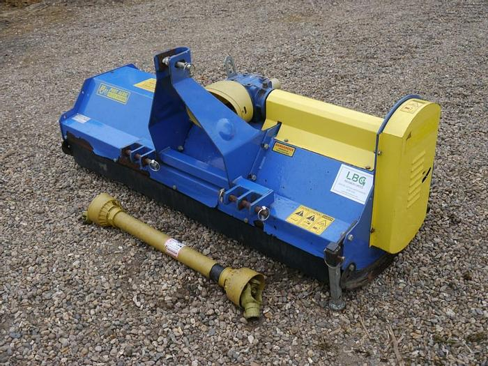 Used Port Agric Comet 158C Flail Mower
