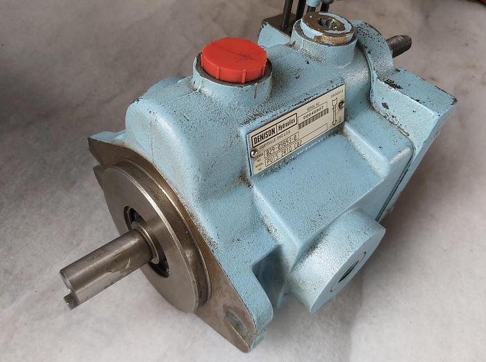 Gebraucht Hydraulik Kolbenpumpe, PV15 2R1D C02, 61,7 l/min, 240 bar, Denison,  gebraucht