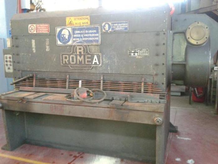 Usata Cesoia ROMEA 2000x12 mm.