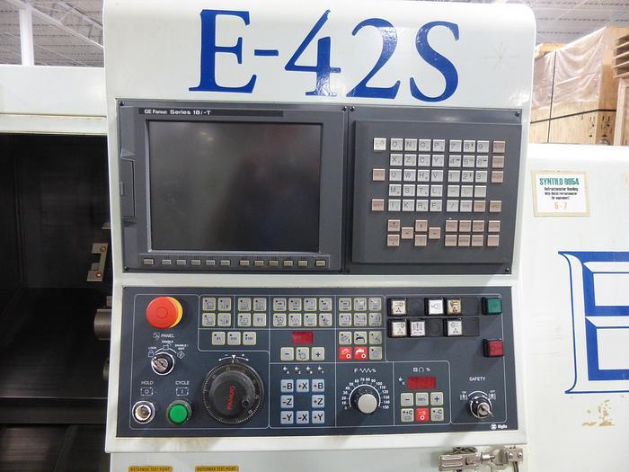 EUROTECH Model E 42 S CNC Lathe