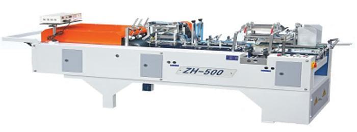 PIEGA-INCOLLA AUTOMATICA ZH-500 MINI