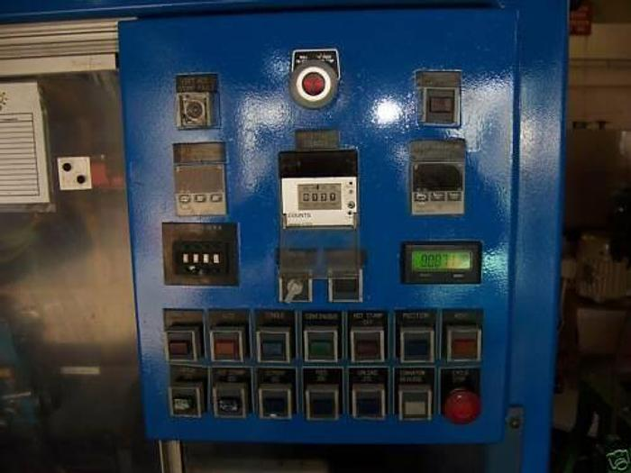 Used 1998 LOMAR Model S1159 Hose Cutoff / Hot Stamp Machine
