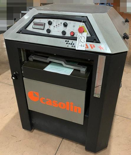 Ristrutturato PIALLA SPESSORE CASOLIN TOP 530 STAR CE
