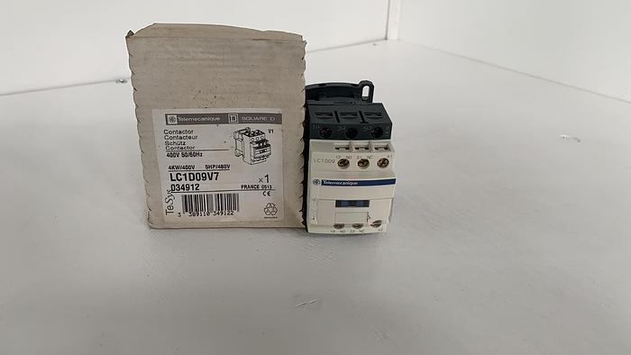Telemecanique LC1D09V7