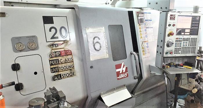 2007 HAAS SL20T