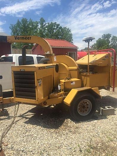 Used 2005 VERMEER BC1230A