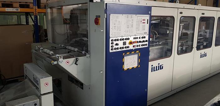 2001 Illig RV 53 Thermoformer