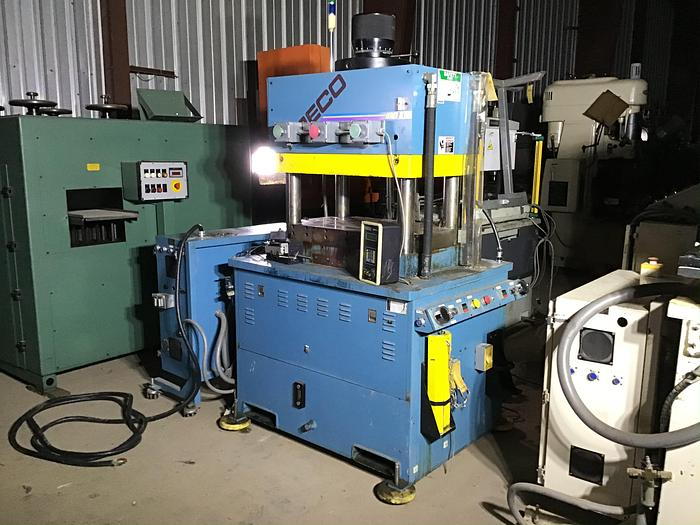 Used Preco Mdl. 2024 Die Cutting Press