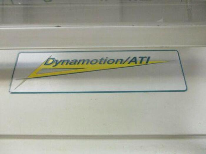 DYNAMOTION / ATI MODEL 421M 4 SPINDLE HIGH SPEED CNC ROUTER /CIRCUIT BOARD DRILL