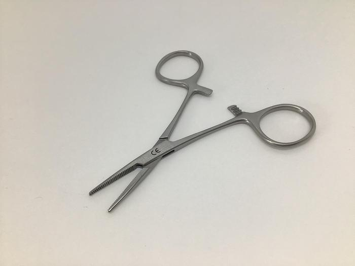 Forceps Artery Halsted Baby Mosquito Straight 90mm (3-1/2in)