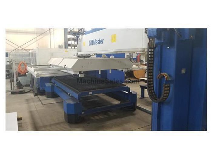 2006 4000 Watt Trumpf Trumatic L-3030 CNC Laser