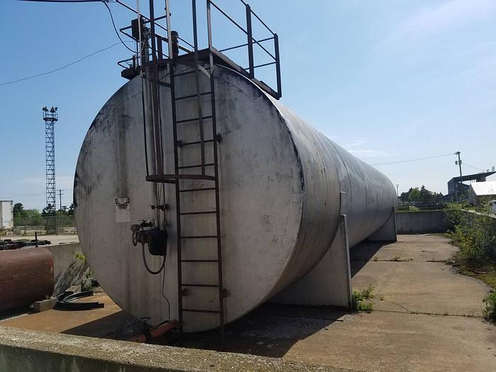 50,000 gallon fuel tank