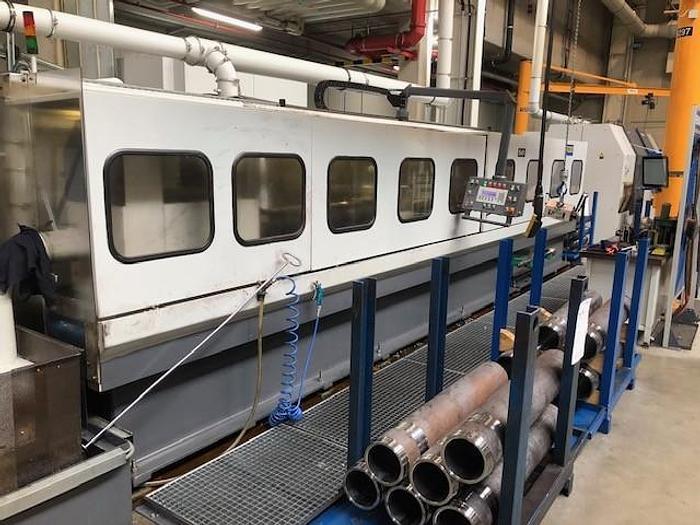 Usata FORATRICE PER FORI PROFONDI SFT TBM 130-2000 CNC