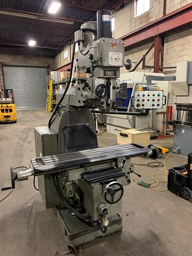 """Used 10"""" X 51"""", FIRST, MODEL LC20-VSG, 2011, VERTICAL MILLING MACHINE"""