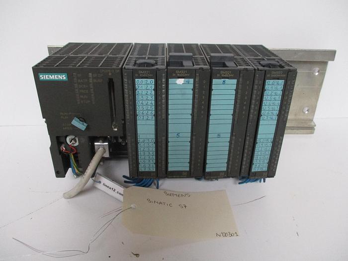 Used Siemens SIMATIC S7