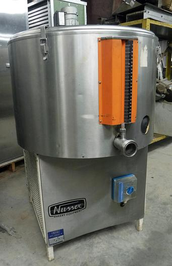 USED NUSSEX LEVAINE TANK - CHILLS NICELY