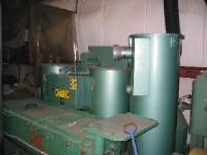 Used Unadyn Model DHD-11 dehumidifying hopper dryer.