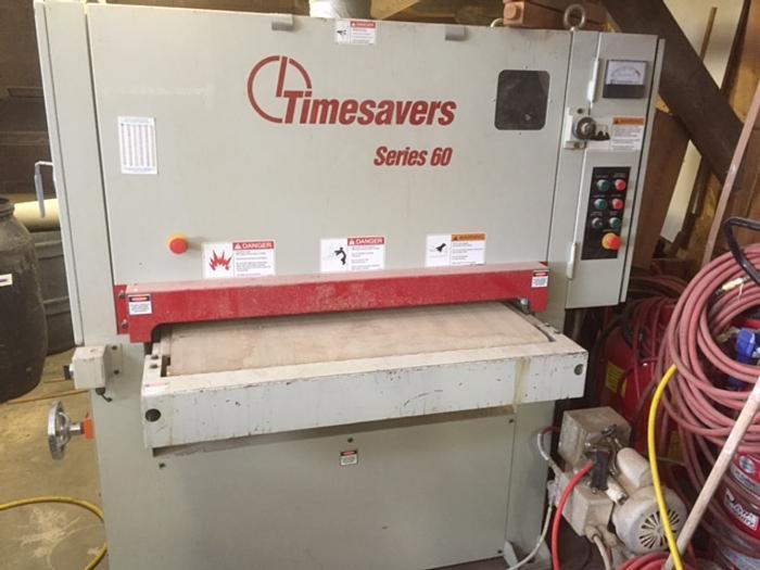 Timesaver Model 6037 Widebelt 37″ Sander